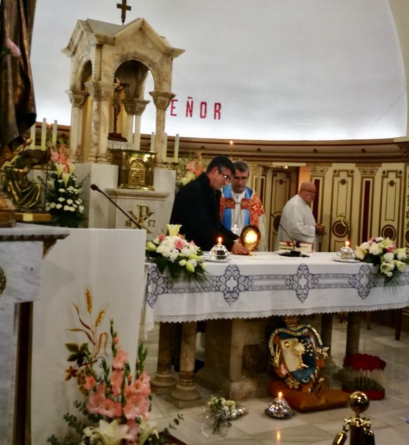 BARCELONA YA CUENTA CON SU CUARTA CAPILLA DE ADORACIÓN PERPETUA