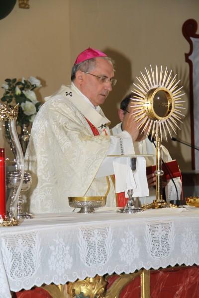 La capilla de adoración perpetua de Mérida ha cumplido un año