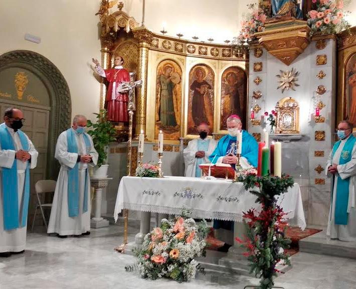 Inaugurada la Capilla de AP «Los Padres. Capilla de los Sagrados Corazones» de Cartagena